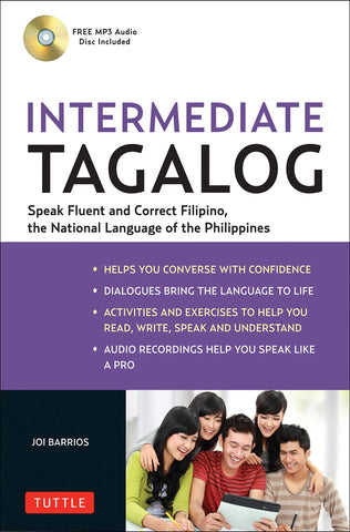 Intermediate Tagalog: Learn to Speak Fluent Tagalog