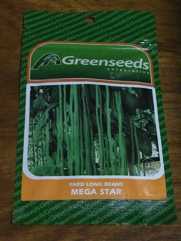 Greenseeds Yard Long Beans