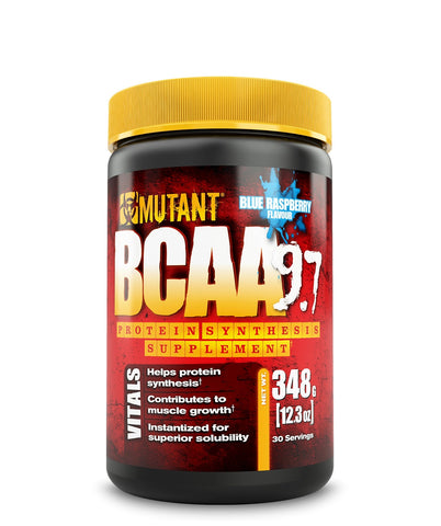 Mutant BCAA 9.7 Protein Synthesis, 30 Servings