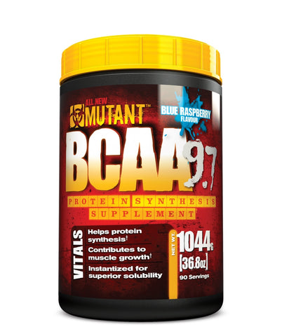 Mutant BCAA 9.7 Protein Synthesis, 90 servings