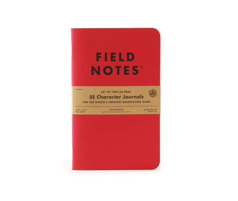 Field Notes: 5e Character Journal 2-Pack