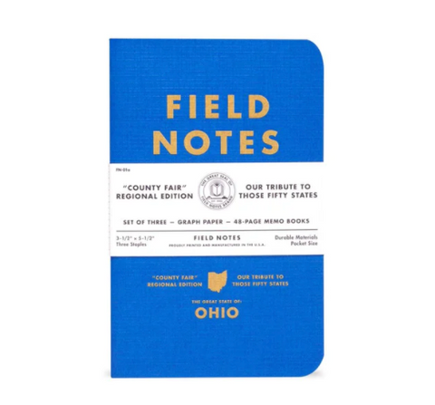 Field Notes: Country Fair Hawaii 3-Pack