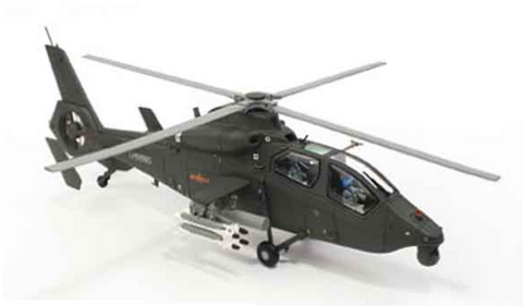 Air Force 1 Z-19 Attack Helicopter