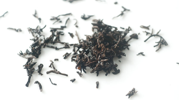 Palace Pu Erh tea loose leaf ripe shu