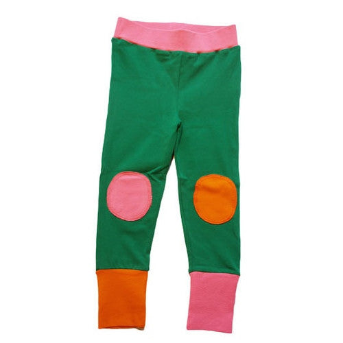 Green and pink leggings - Wholesome Gifts