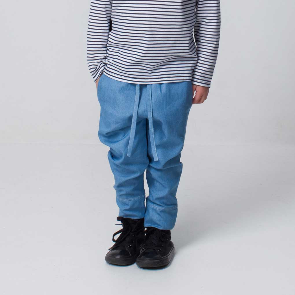 Organic FairTrade jean pants for boys and girls. ReCreate is a Fair trade fashion brand that uses organic cotton and sustainable practices while changing the lives of its workers and their families.