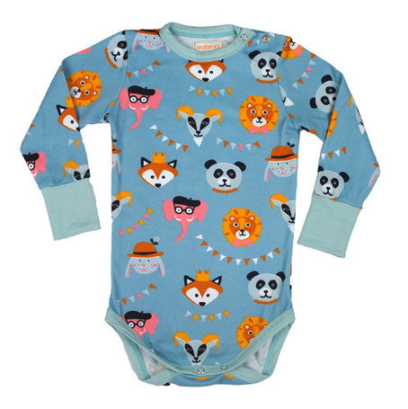 Party with animals onesie