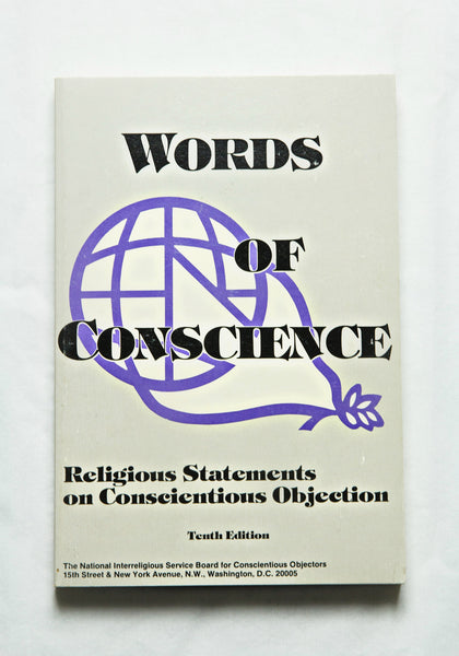 Words of Conscience