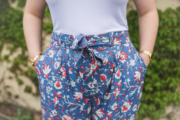 Flower Power Culottes
