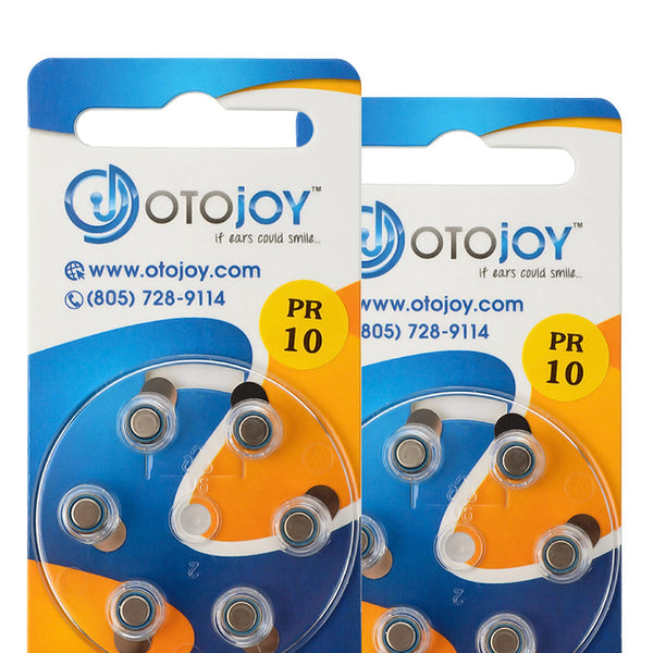 OTOjOY Hearing Aid Battery Subscription