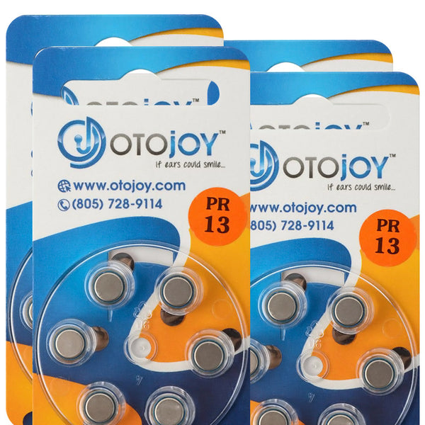 Hearing Aid Battery Subscription, monthly delivery