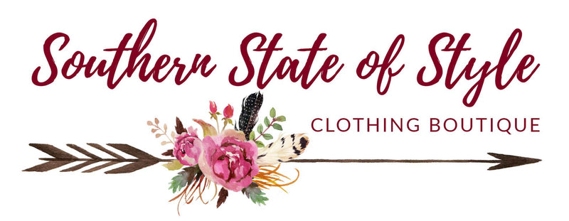 Southern State of Style Women's Online Texas Clothing Boutique