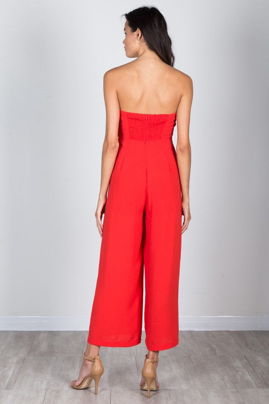 Oh So Spicy Jumpsuit