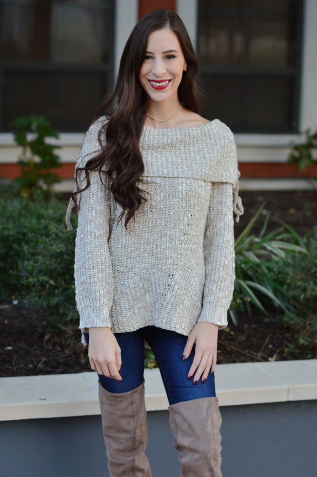 Better In Your Arms Sweater-Tops-Southern State of Style, casual, work wear, southern, texas boutique, online boutique, women's clothing boutique, boerne boutique, cute, floral, game day, teacher outfit, fall outfit inspiration, tank top, kimono, long sleeve, boho chic, short sleeve