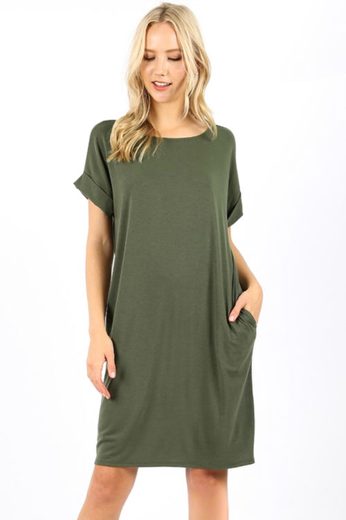 Simple Beauty Dress