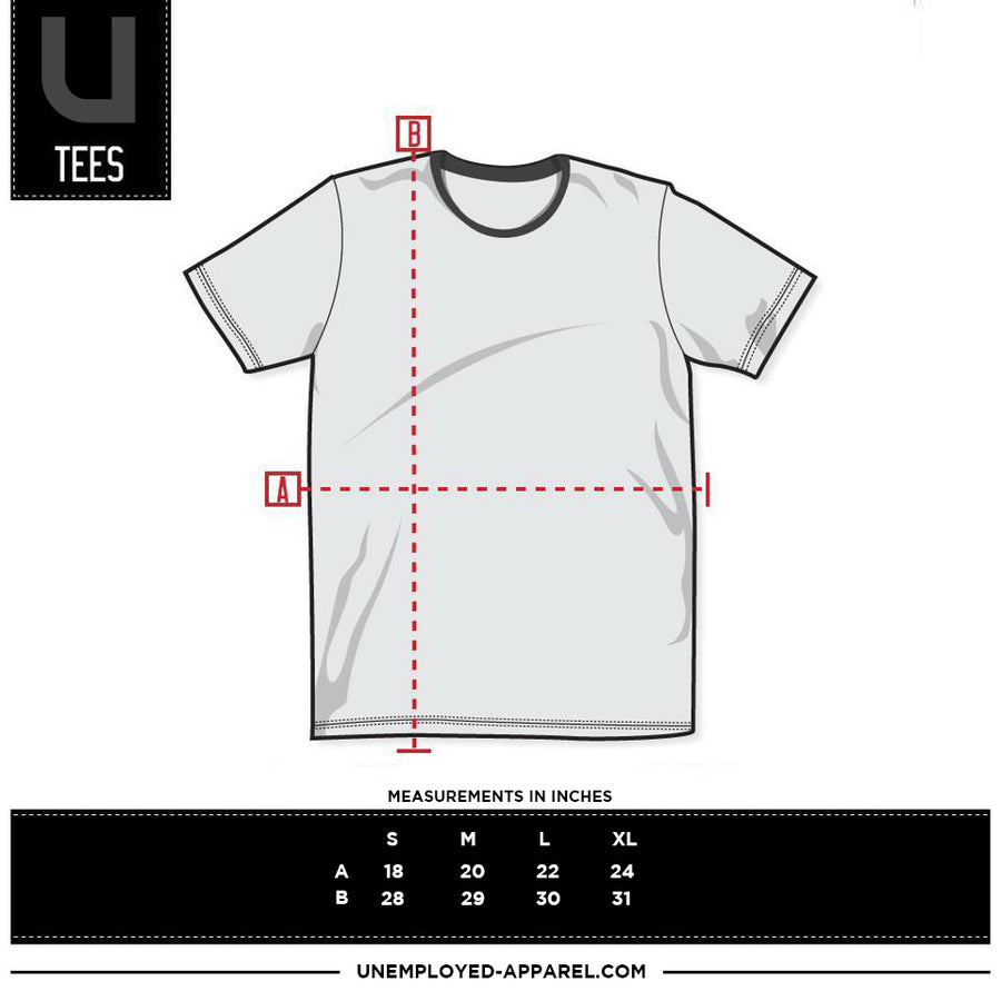 IP BASICS - White V-Neck Tee