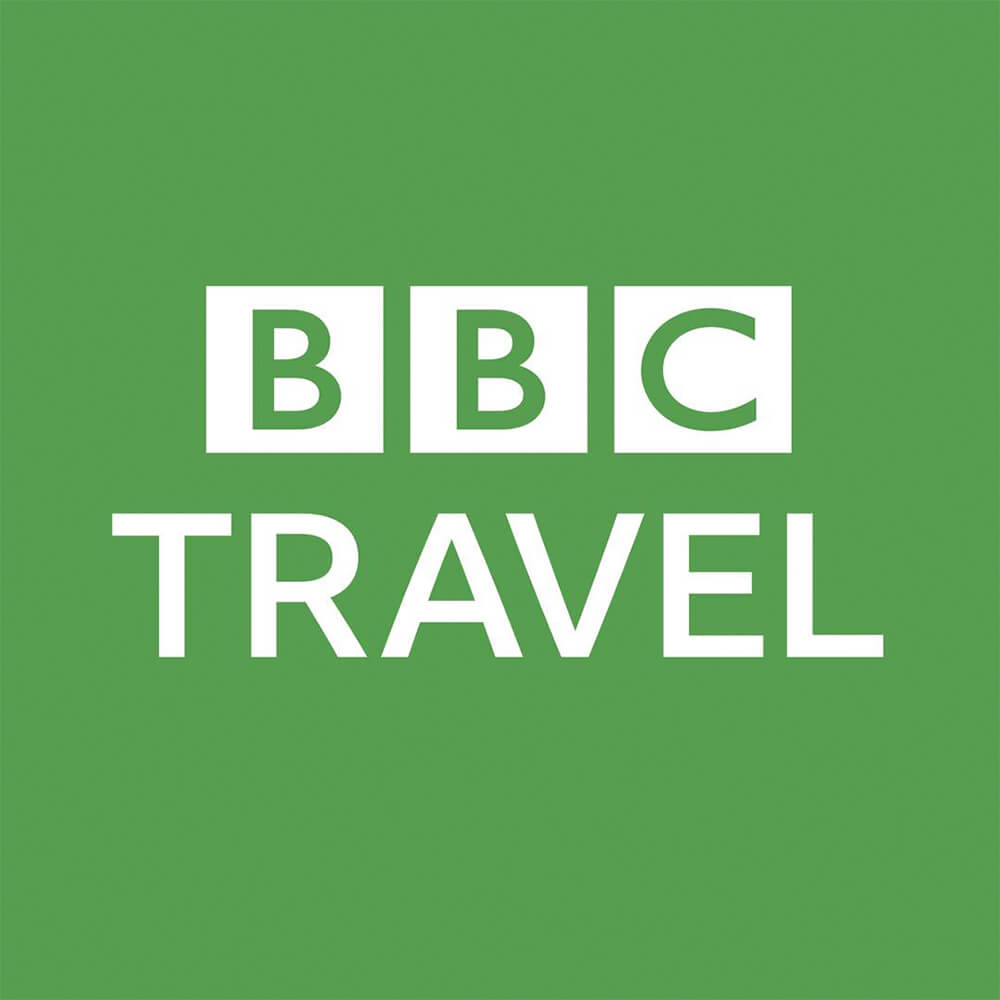 bbc travel logo - mansions of Shekhawati