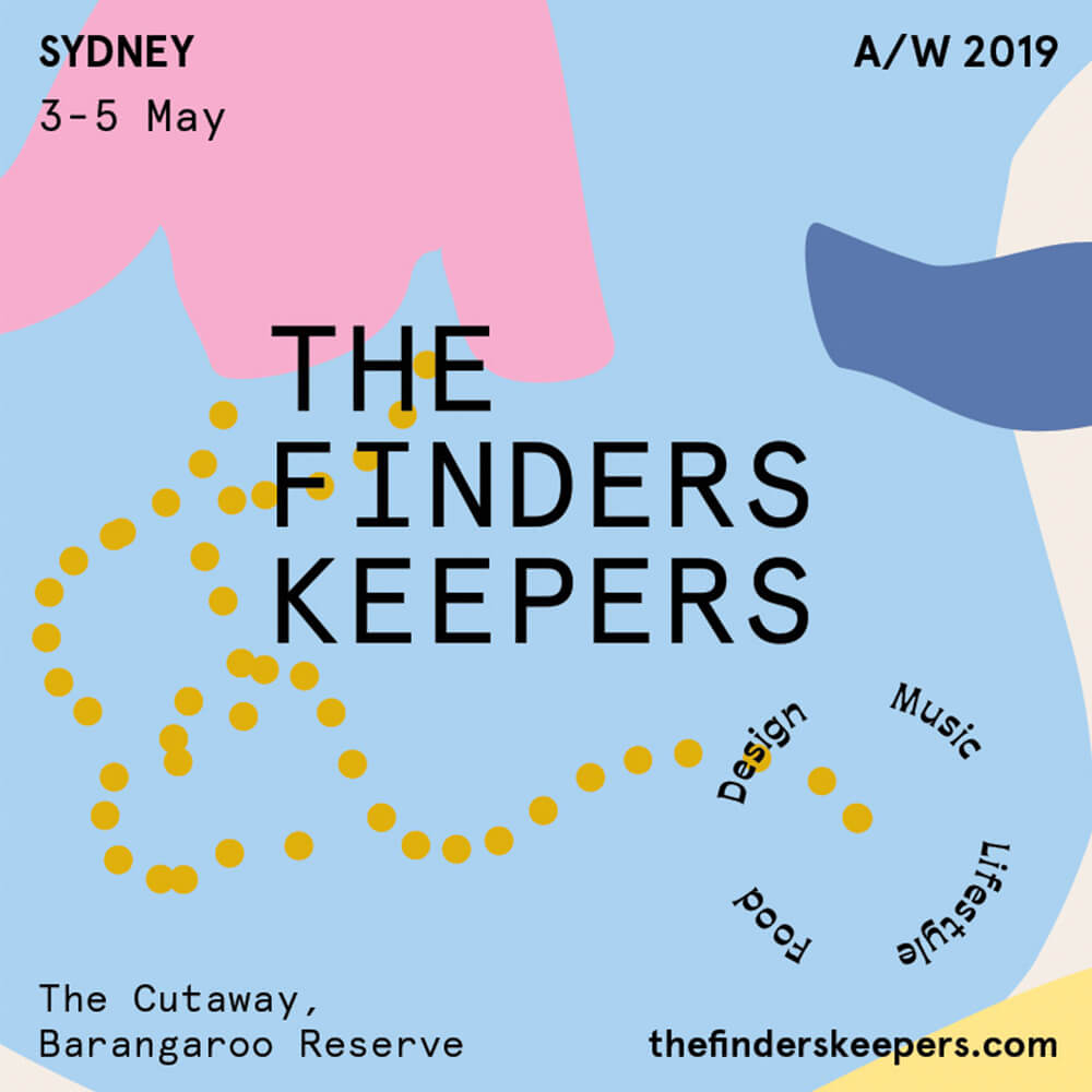 The Finders Keepers Icon.