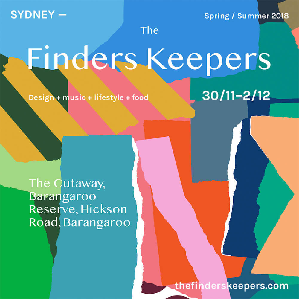 The Finders Keepers Market Promo Flyer.o