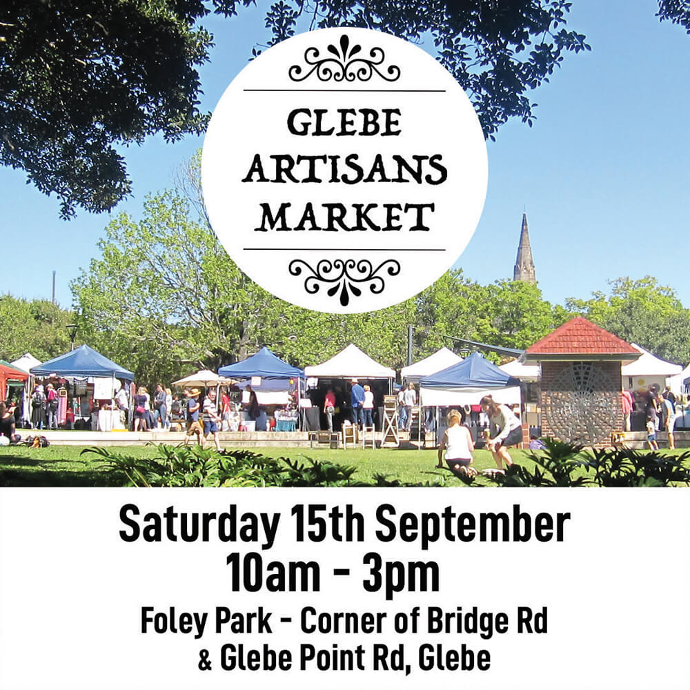 Glebe Artisans Market - Lost Collective