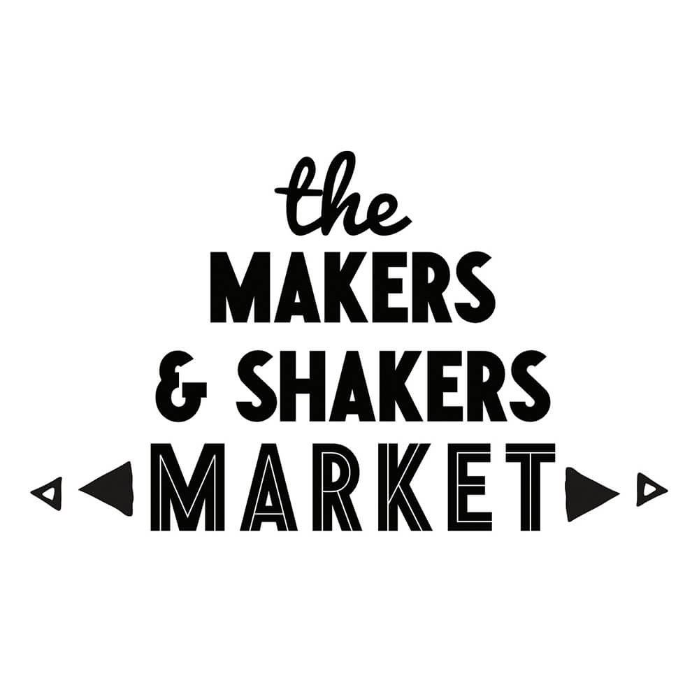 The Makers and Shakers Market logo.