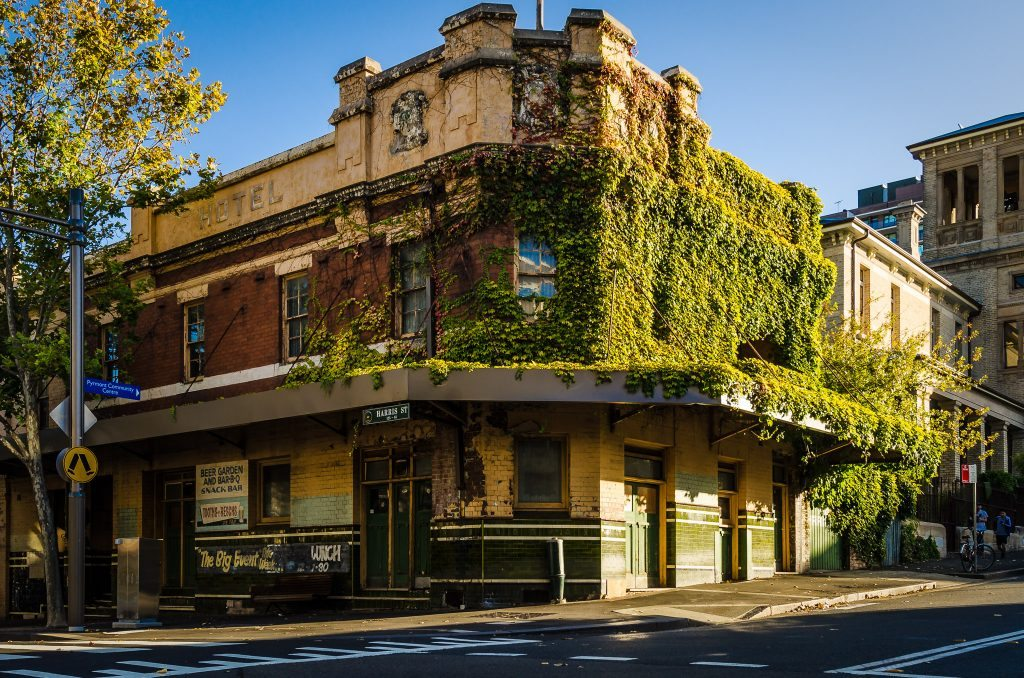 Brett Patman - Terminus Hotel Featured in realestate.com.au