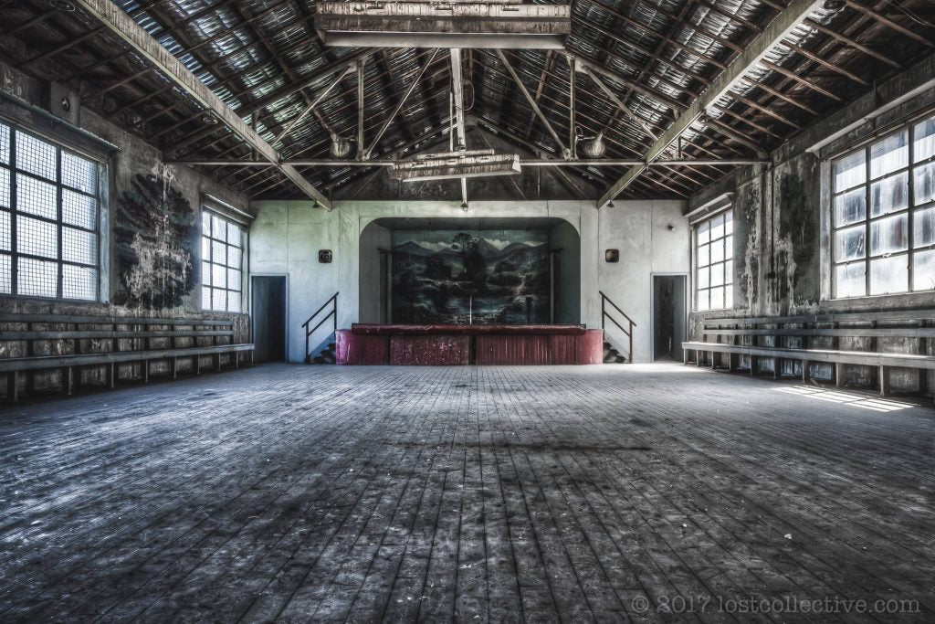 white bay power station entertainment hall - yen magazine - lost collective
