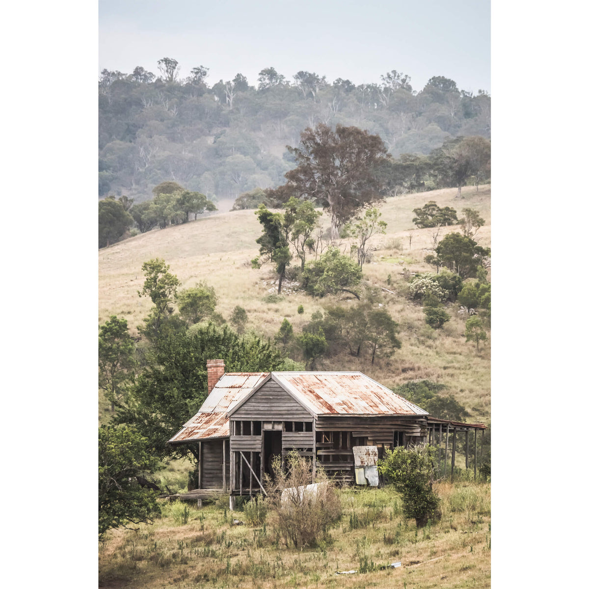 Candelo Hills | A Place to Call Home Fine Art Print - Lost Collective Shop