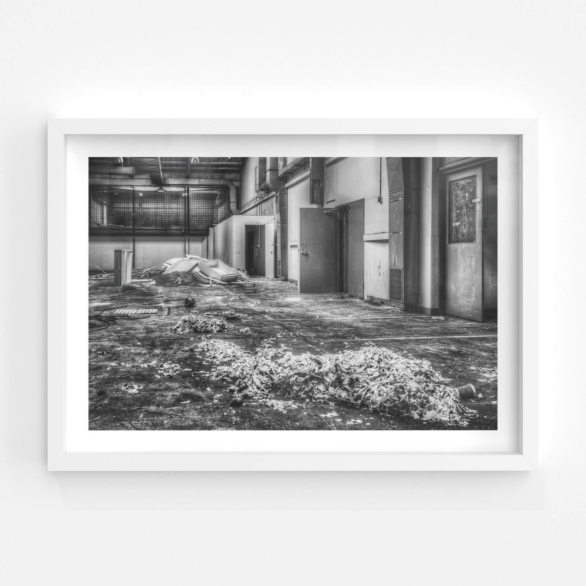 Canteen | ATL Building Fine Art Print - Lost Collective Shop