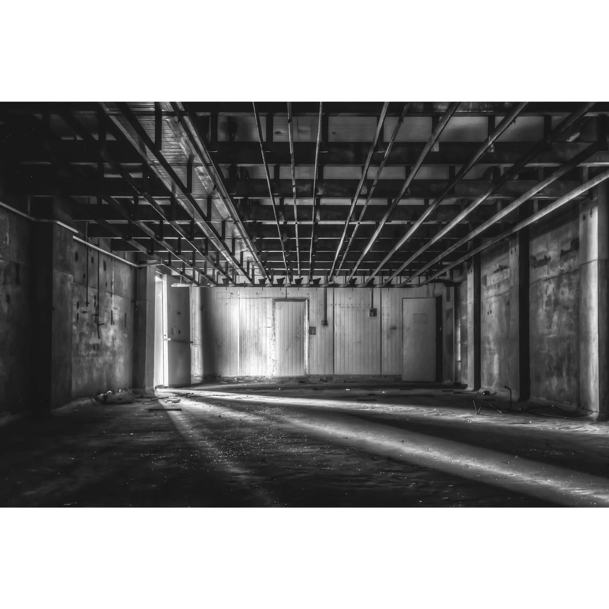 Cold Storage | Blayney Abattoir Fine Art Print - Lost Collective Shop