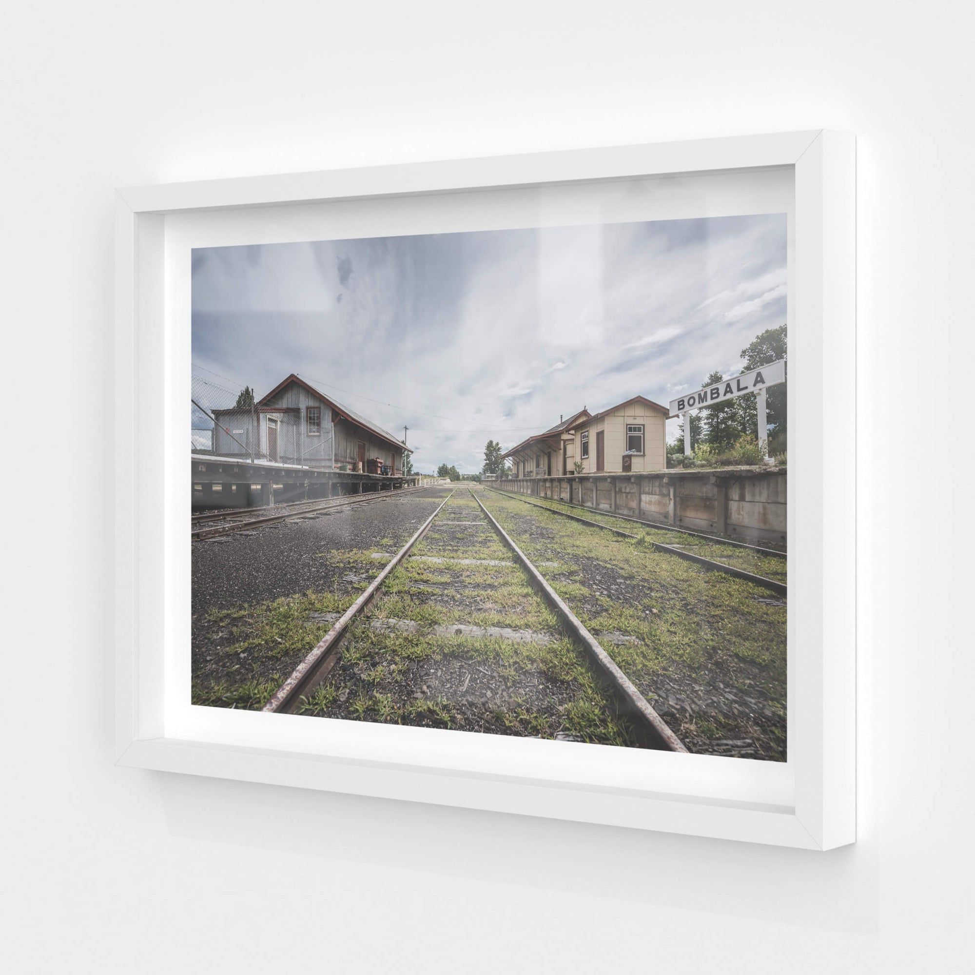 Bombala Station | Bombala Station Fine Art Print - Lost Collective Shop