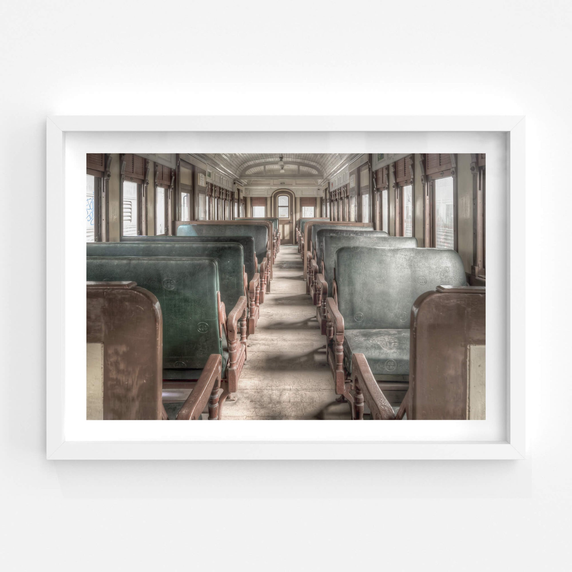 Centurion | Eveleigh Paint Shop Fine Art Print - Lost Collective Shop