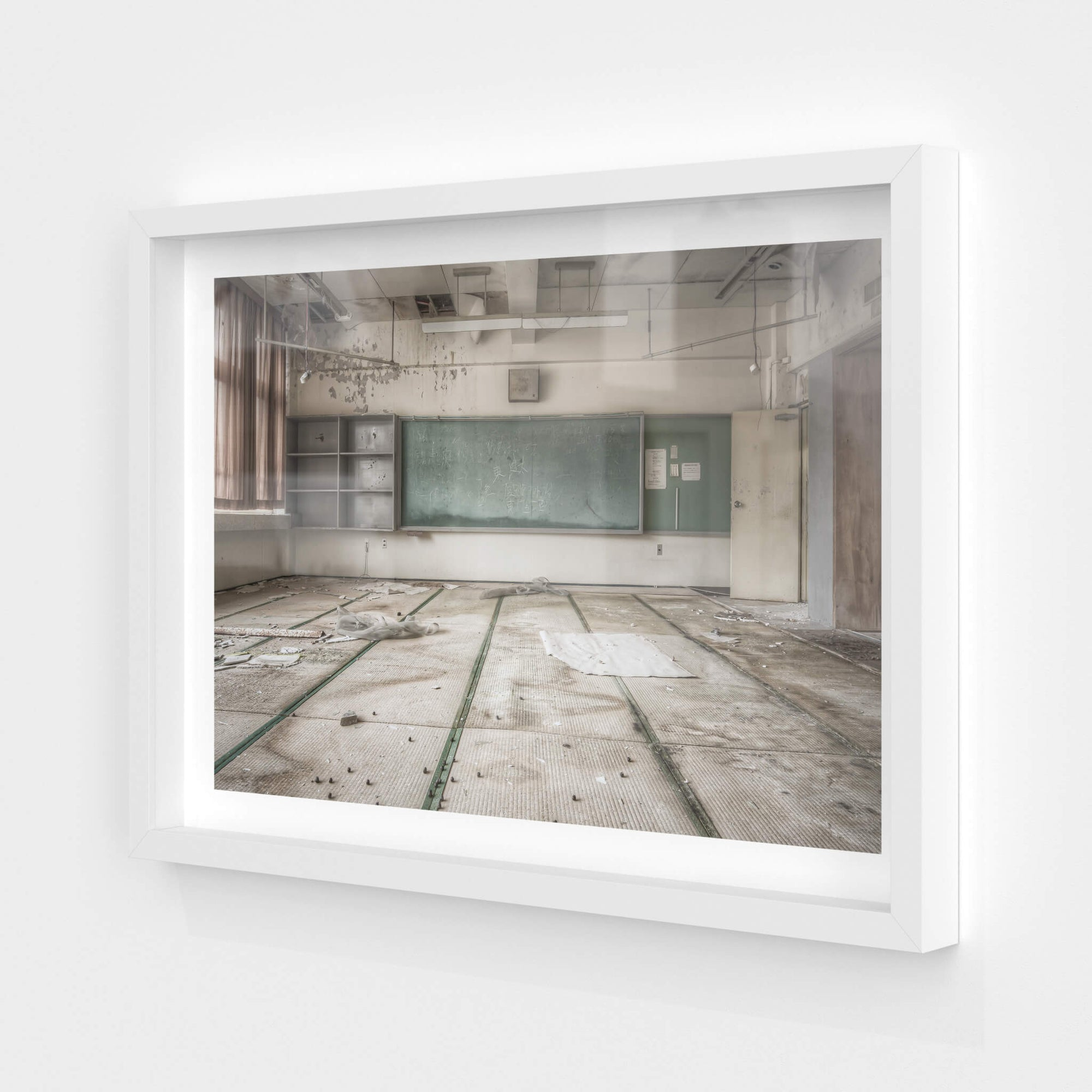 Classroom | Family School Fureai Fine Art Print - Lost Collective Shop