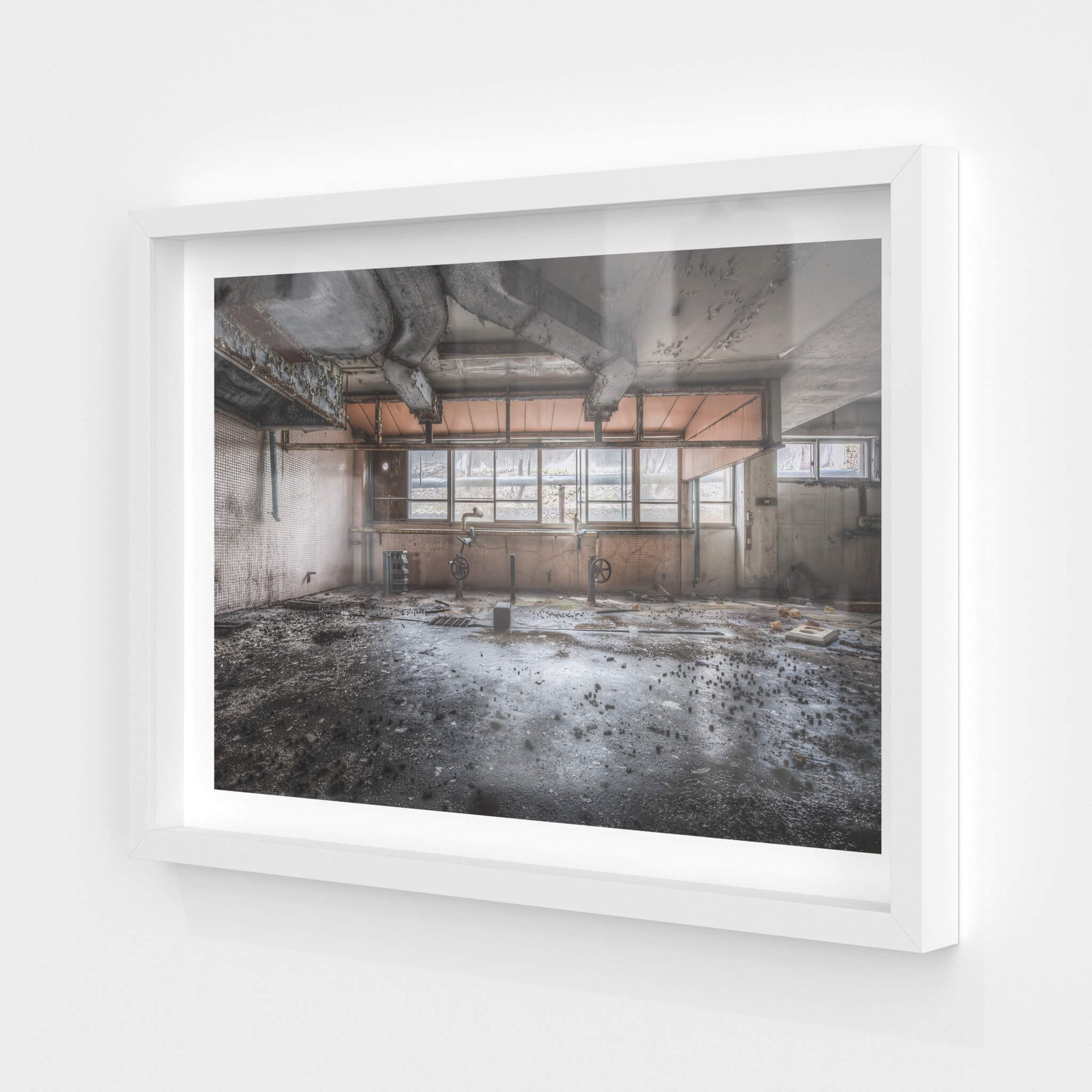 Kitchen | Family School Fureai Fine Art Print - Lost Collective Shop