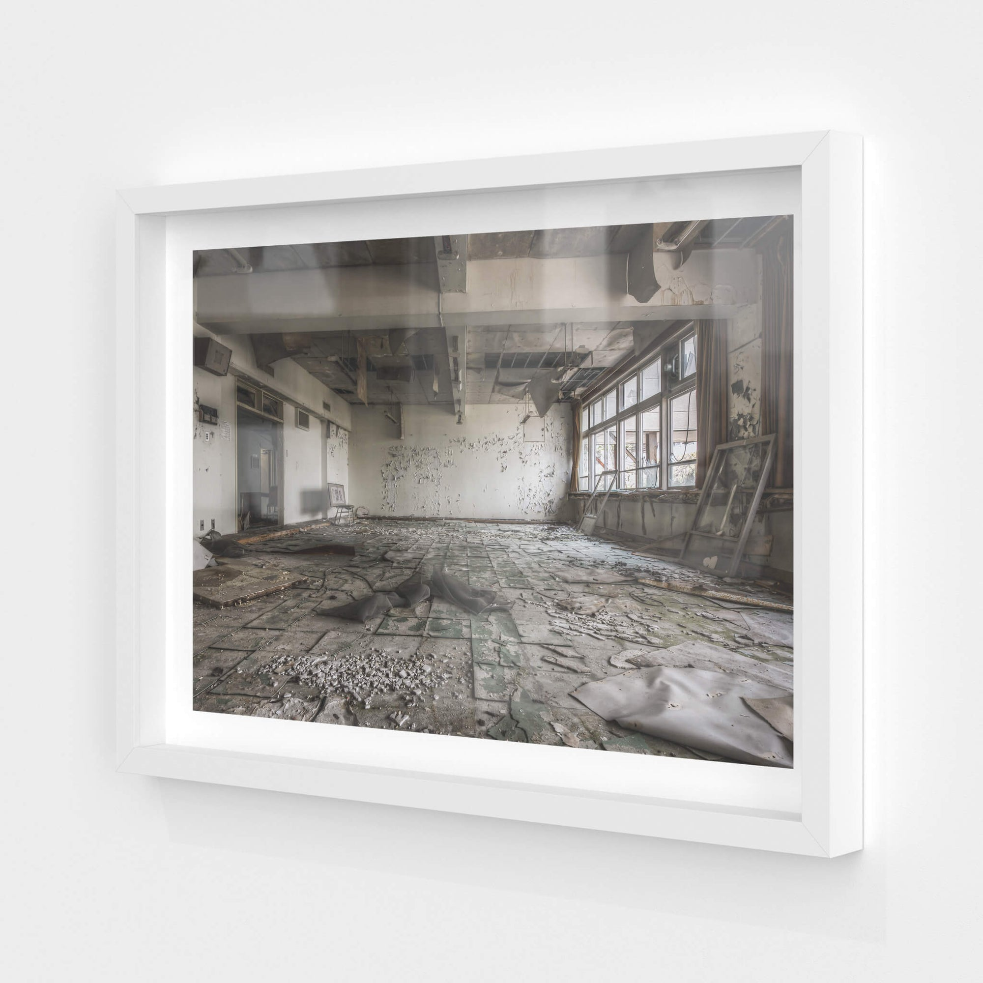 School Room | Family School Fureai Fine Art Print - Lost Collective Shop