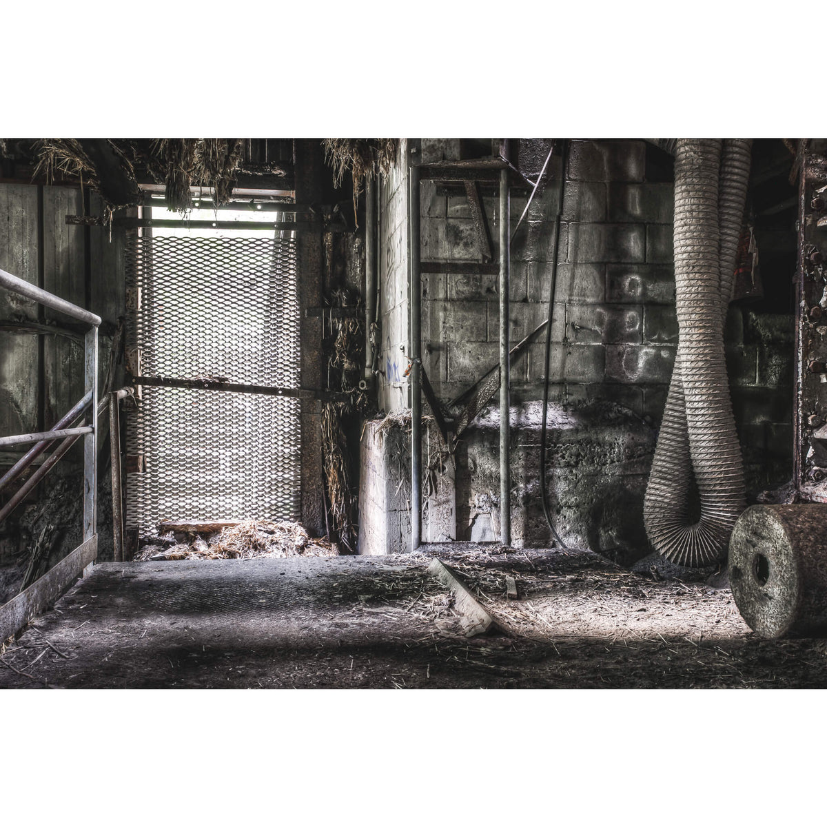 Level Two | Hornsby Quarry Fine Art Print - Lost Collective Shop