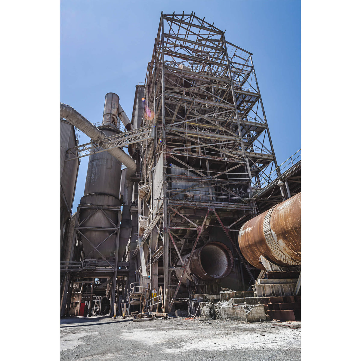 Preheater Building | Kandos Cement Works