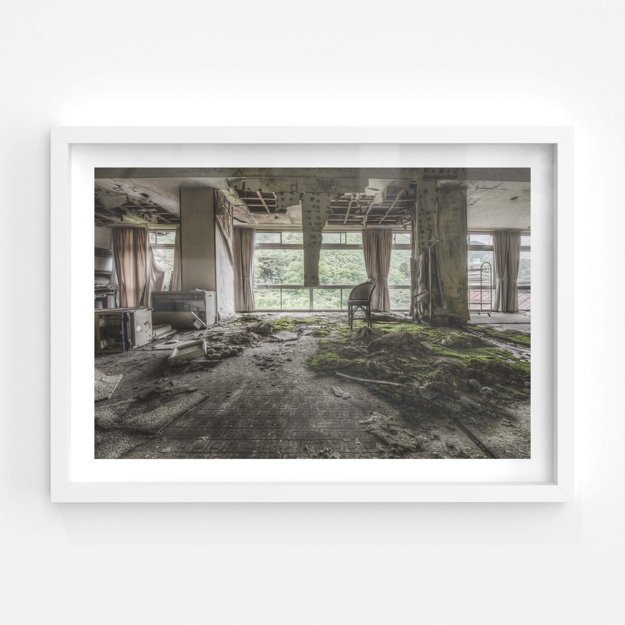 Dining Room | Kinugawa Kan Fine Art Print - Lost Collective Shop