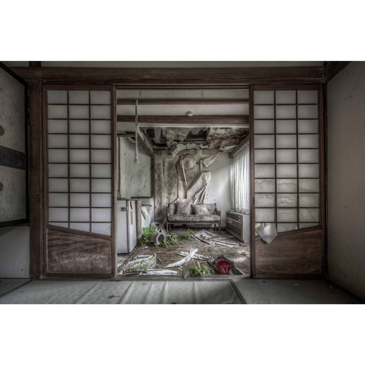 Engawa | Kinugawa Kan Fine Art Print - Lost Collective Shop