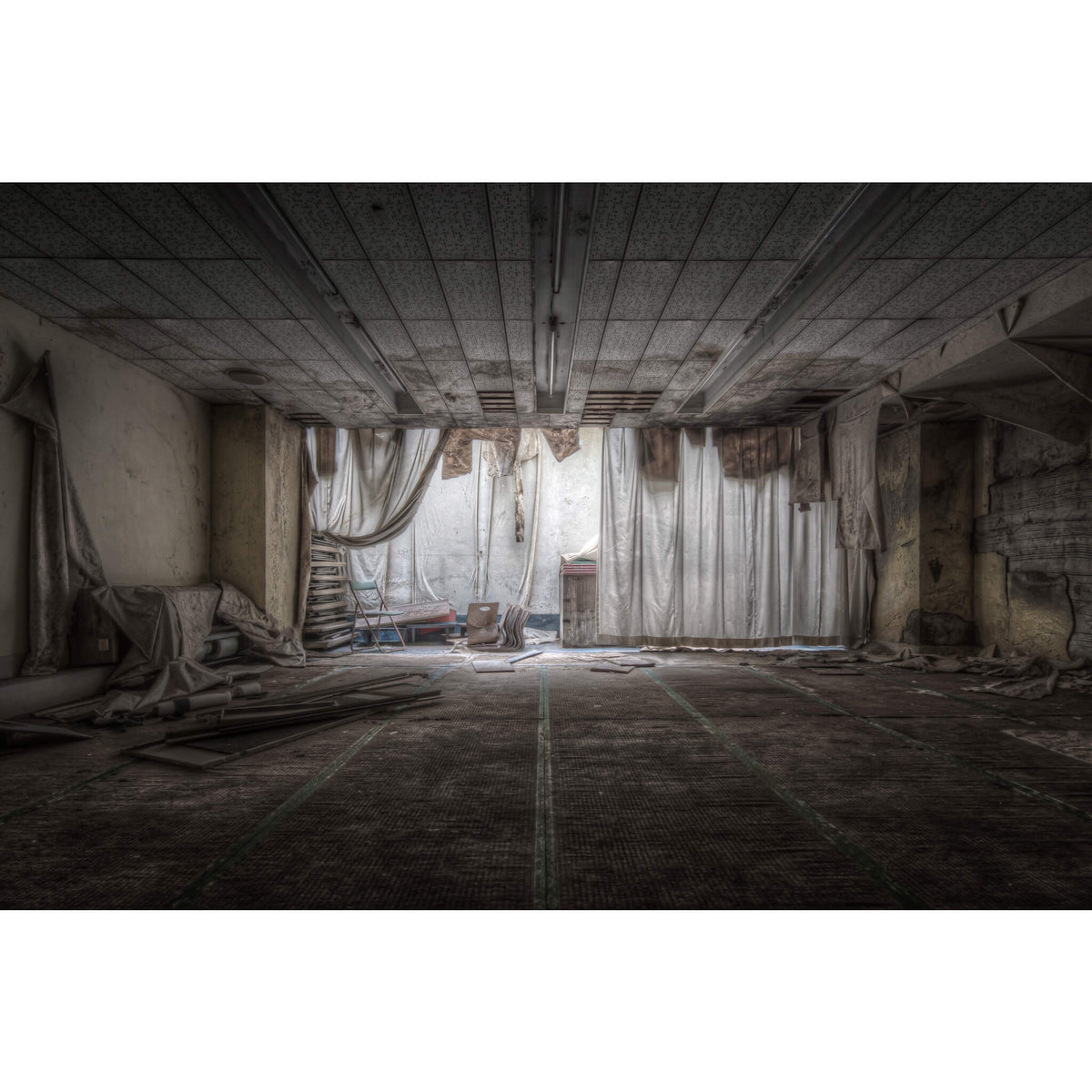 Function Room | Kinugawa Kan Fine Art Print - Lost Collective Shop