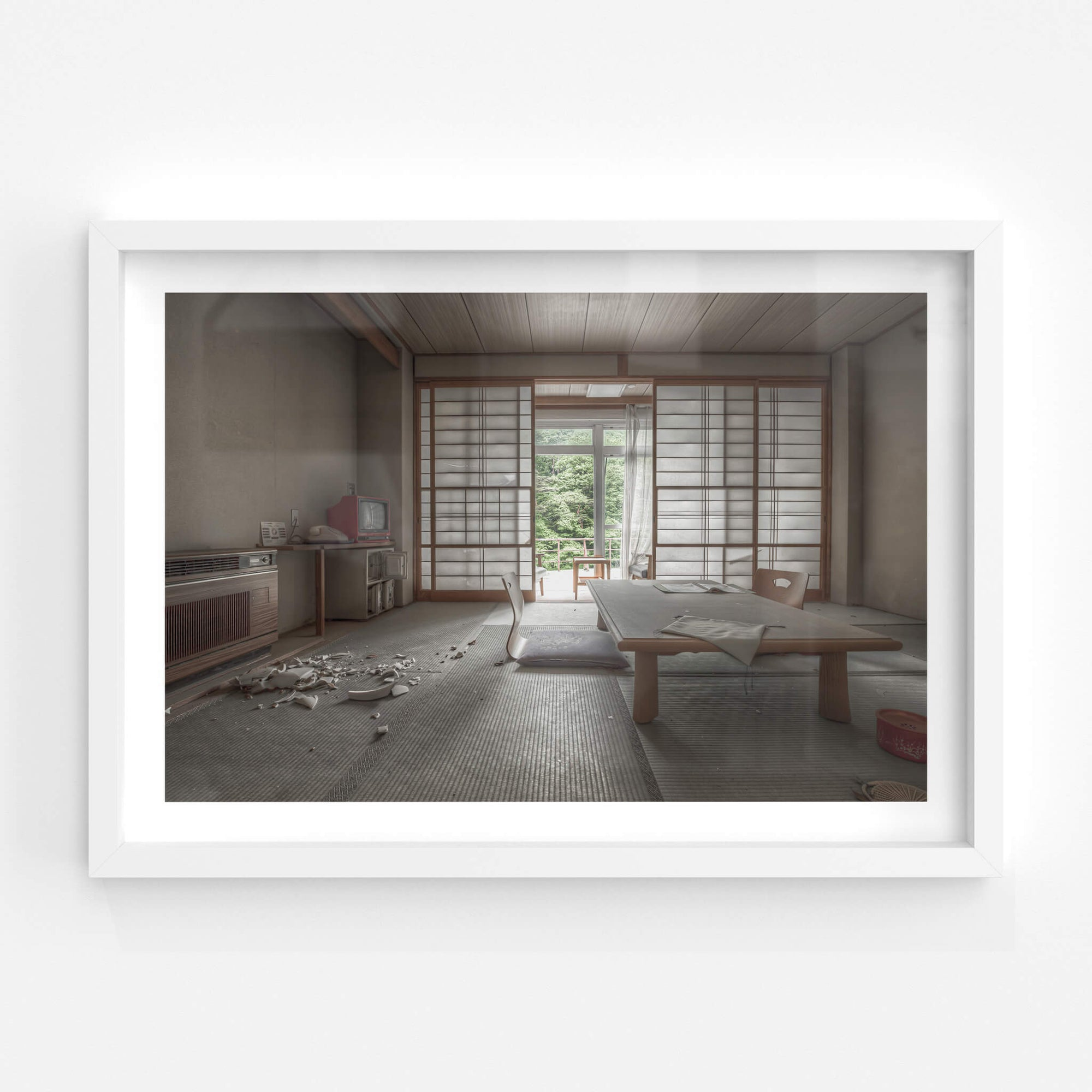 Guest Room | Kinugawa Kan Fine Art Print - Lost Collective Shop