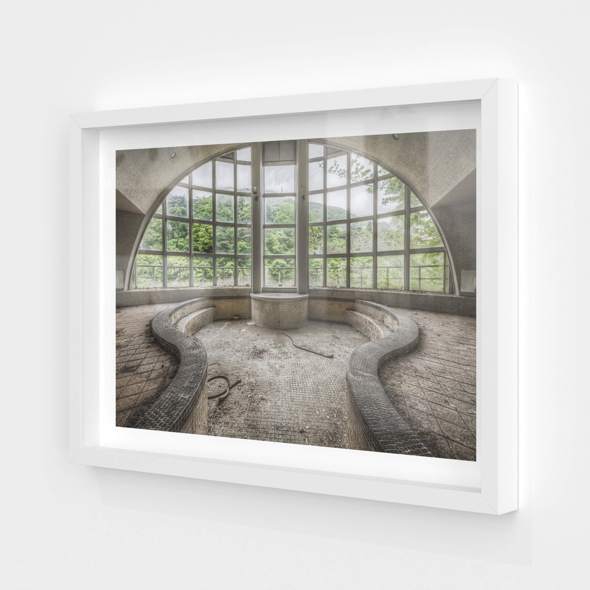 Kappa Onsen | Kinugawa Kan Fine Art Print - Lost Collective Shop