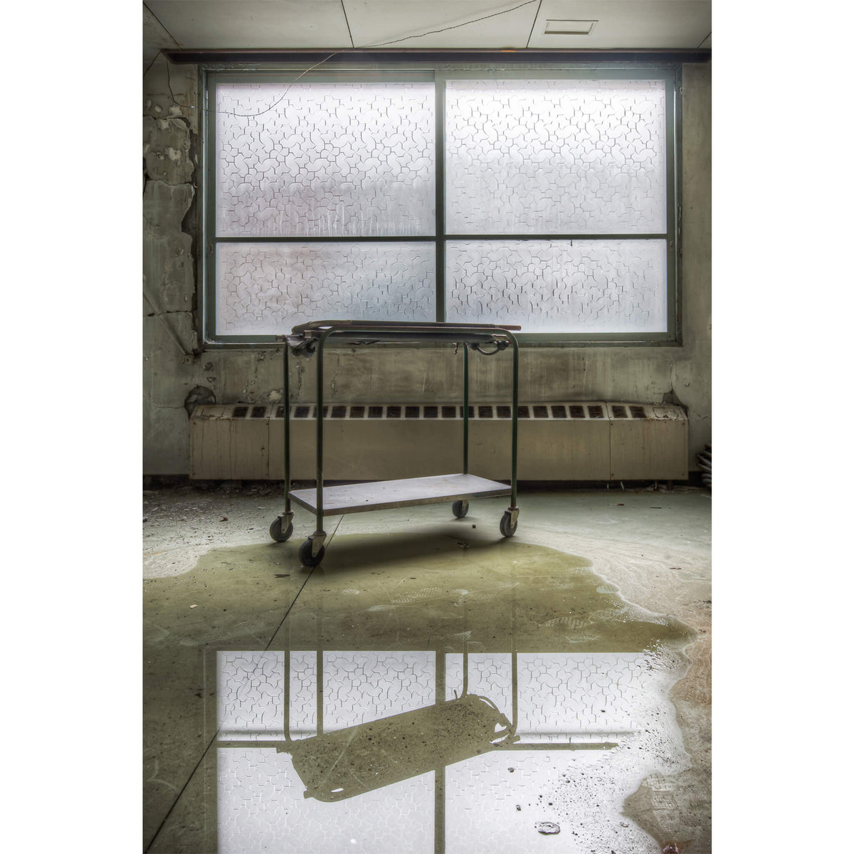Reflection | Kuwashima Hospital Fine Art Print - Lost Collective Shop