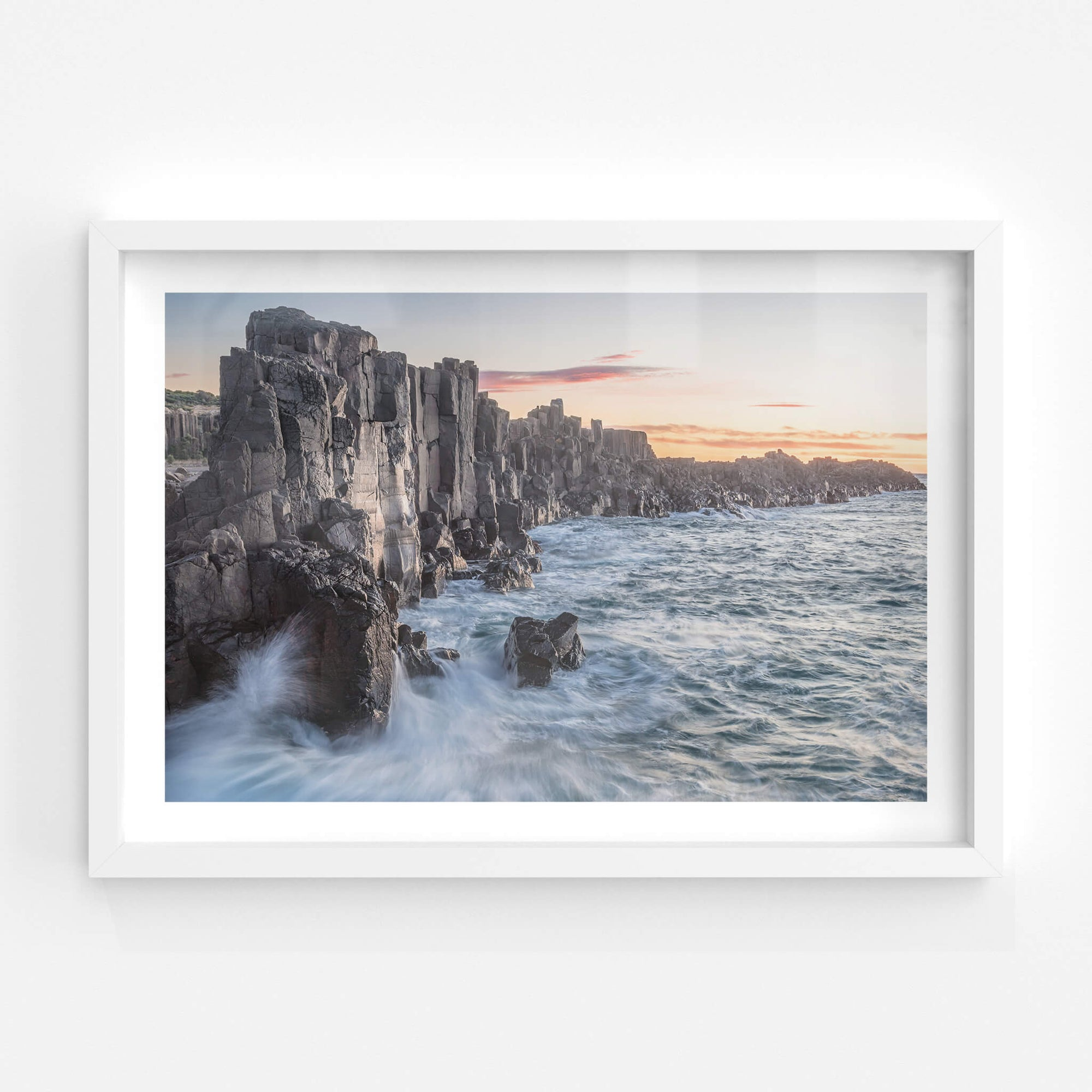 Bombo Quarry | Landscapes Fine Art Print - Lost Collective Shop