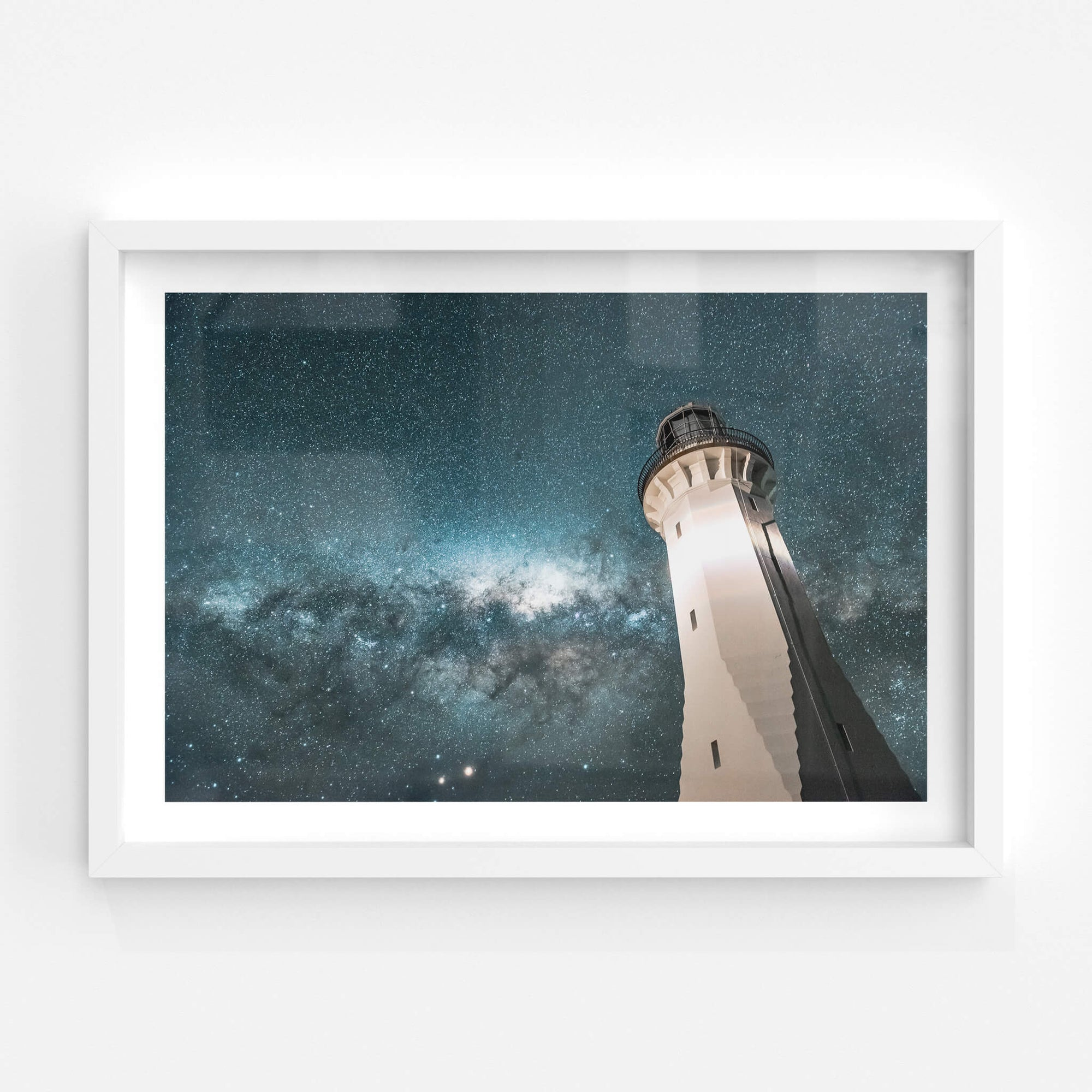 Green Cape Lighthouse | Landscapes Fine Art Print - Lost Collective Shop