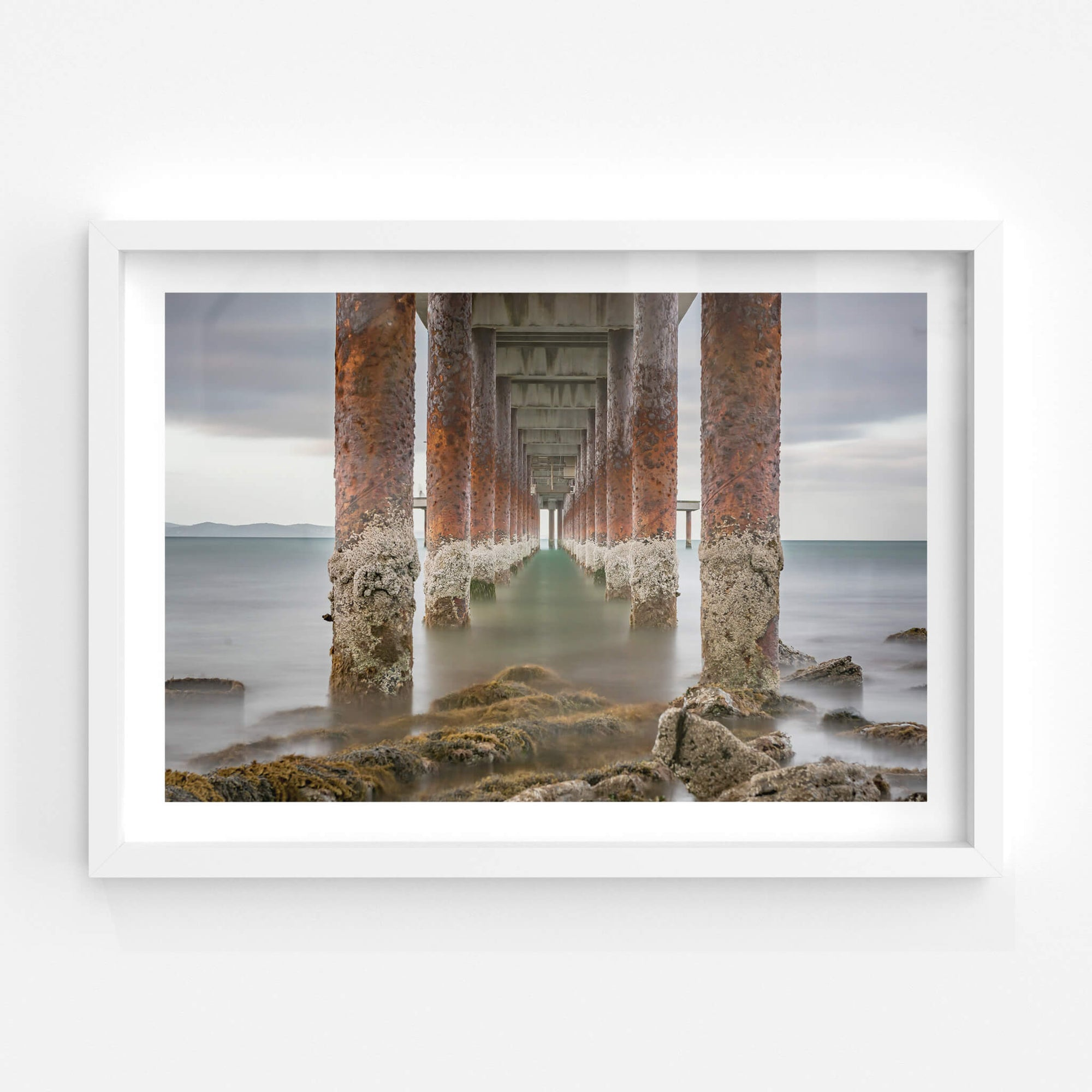 Lorne Pier | Landscapes Fine Art Print - Lost Collective Shop