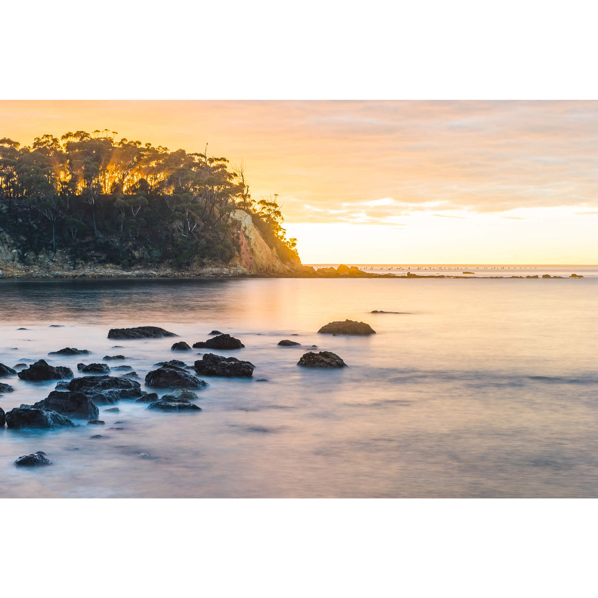 Murrumbulga Point | Landscapes Fine Art Print - Lost Collective Shop