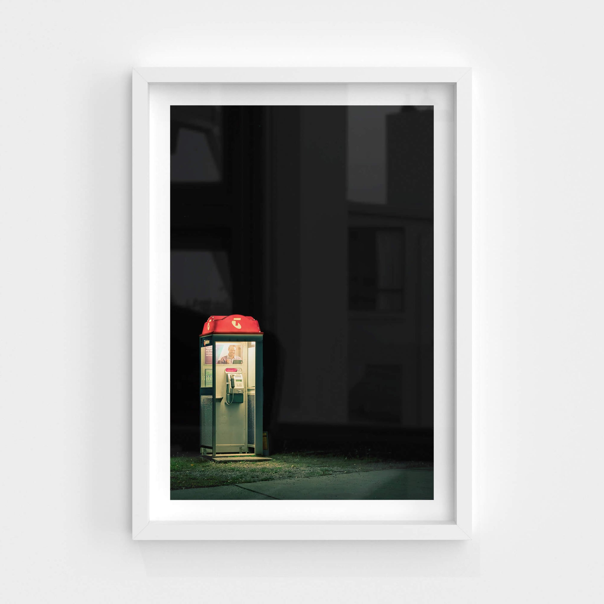 Night Call | Landscapes Fine Art Print - Lost Collective Shop