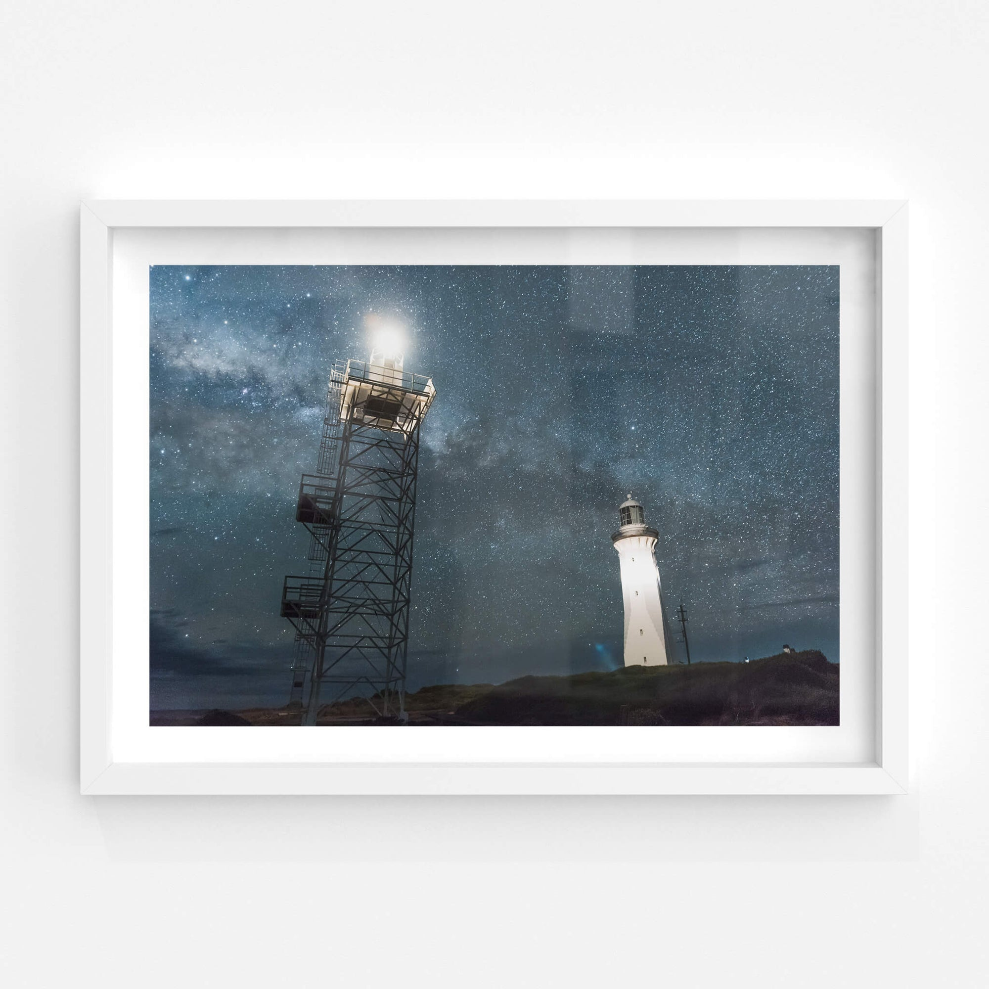 New vs Old | Landscapes Fine Art Print - Lost Collective Shop