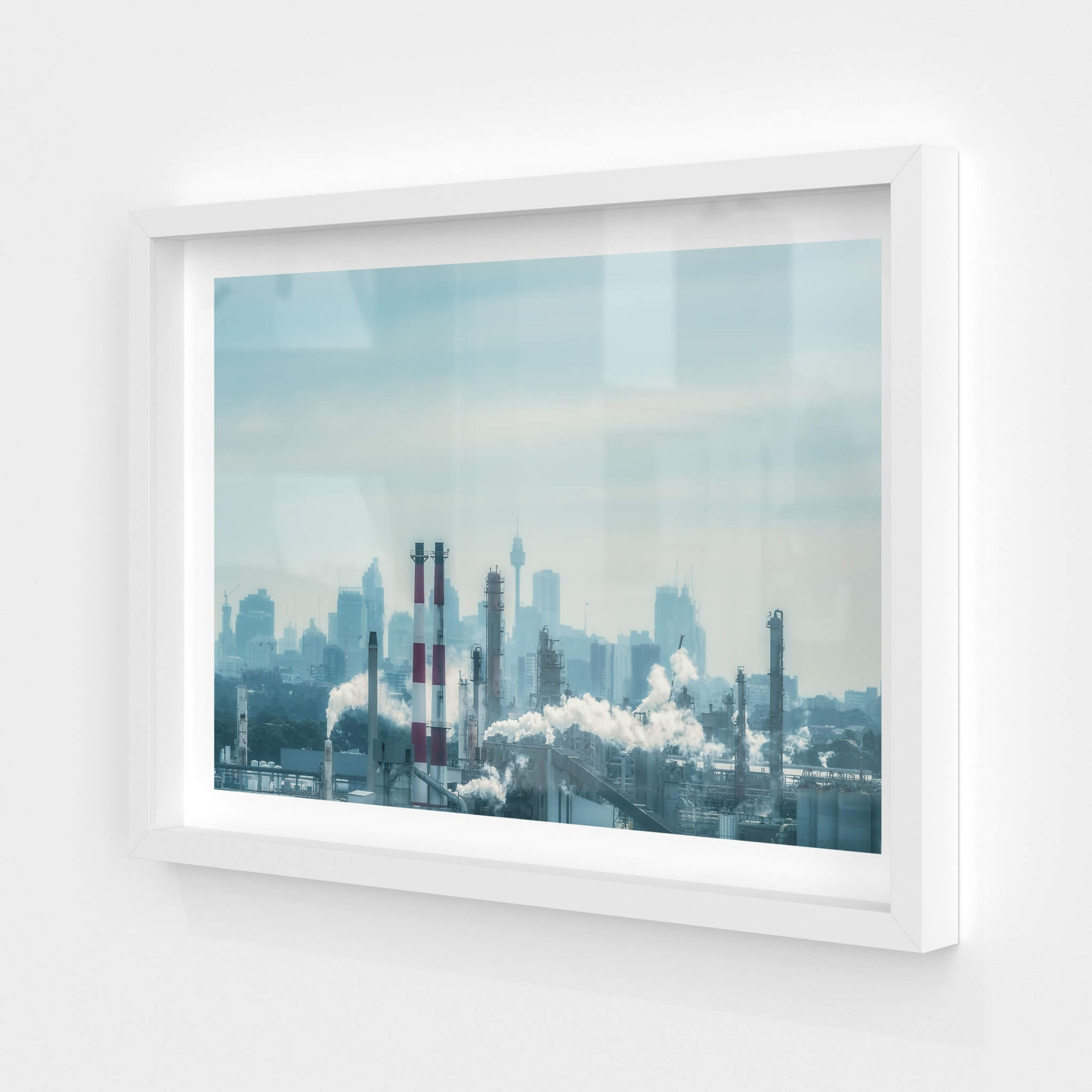 Twin Cities | Landscapes Fine Art Print - Lost Collective Shop
